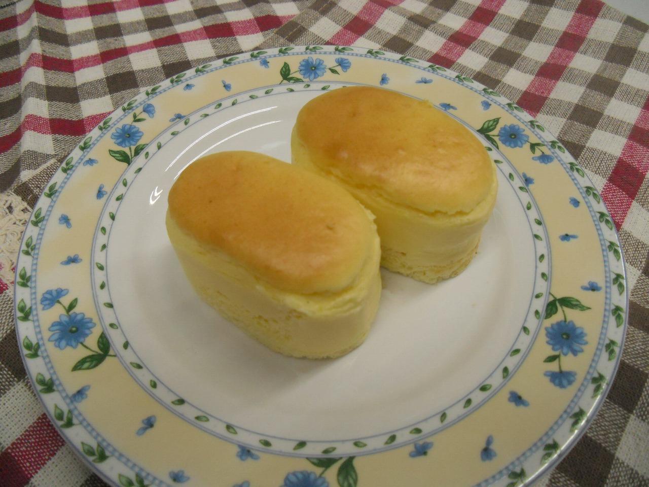 一口チーズケーキ